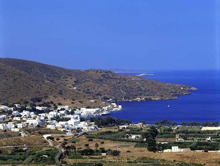 האי אמורגוס ביוון