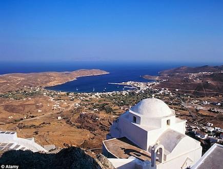 האי אנדרוס ביוון