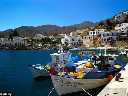 האי למנוס ביוון