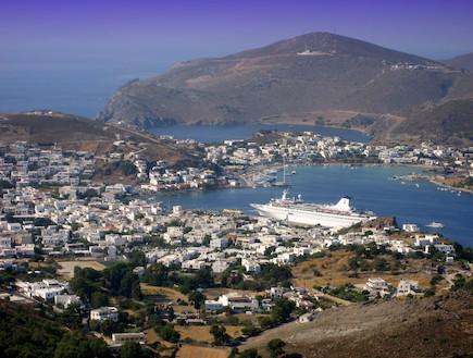 האי פטמוס ביוון