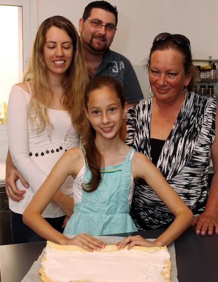אביה דוזלי והמשפחה