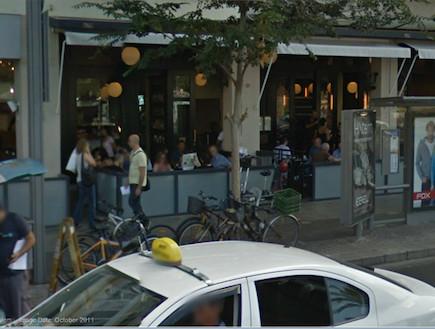 גוגל סטריט וויו בישראל (רחוב אבן גבירול)