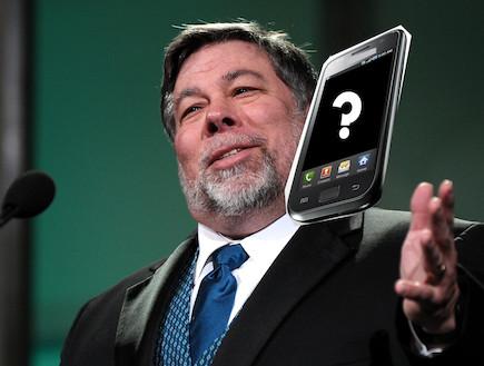 סטיב ווז'ניאק, אחד ממייסדי אפל (צילום: אילוסטרציה)