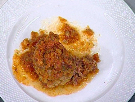 קציצות בשר וכרובית(mako)