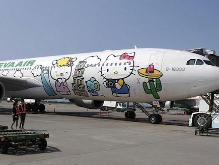 מטוס הלו קיטי