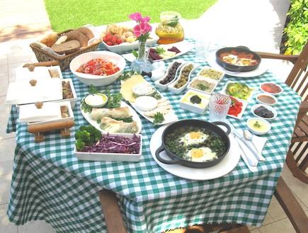 בית רומנו-ארוחת בוקר 017