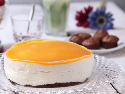 עוגת גבינה סולרו (צילום: בני גם זו לטובה ,אוכל טוב)