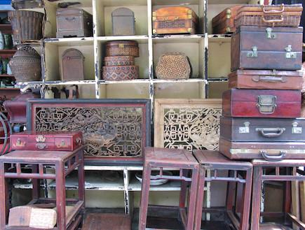 נורית גפן סין - שוק רהיטי עץ