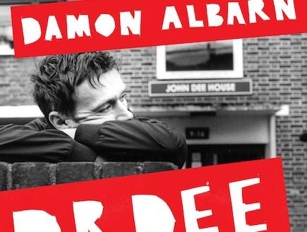 דיימון אלברן, עטיפת אלבום (צילום: לין ממרן)