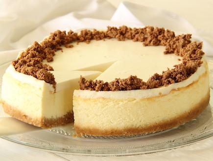 עוגת גבינה אפויה 2