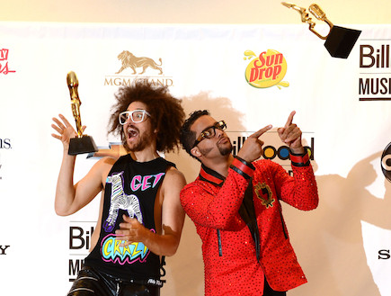 LMFAO BIL (צילום: Getty images ,getty images)