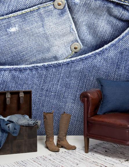 מדונה. טפט ג'ינס