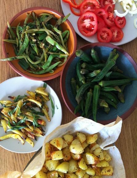 ארוחה צמחונית, אורי שביט
