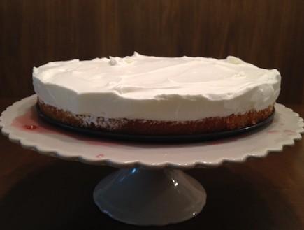 עוגת סברינה של מלי עזר (צילום: אסי עזר ,אוכל טוב)