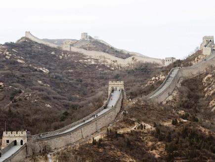 החומה הסינית (צילום: אימג'בנק/GettyImages ,getty images)