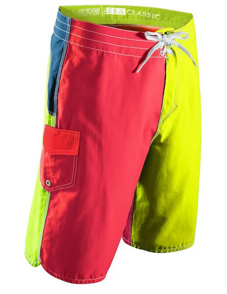 VANS מכנסי גולשים צבעוניות