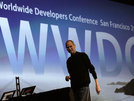 סטיב ג'ובס בכנס המפתחים, WWDC 2011