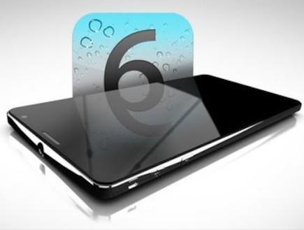 iOS 6 (צילום: יוטיוב )