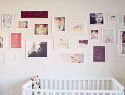 תמונות ילדים ממוסגרות