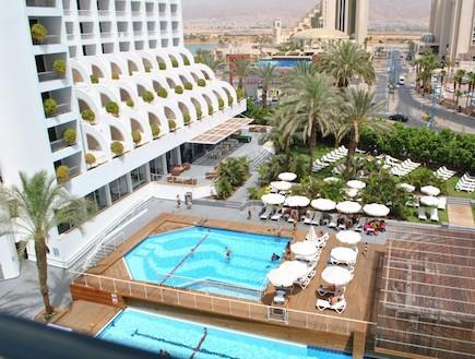 מלון ספורט הבריכה