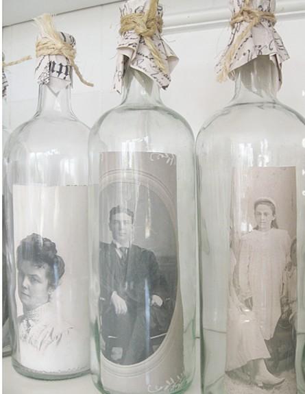 תמונות בבקבוק