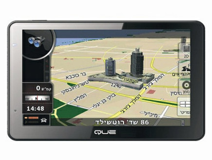 GPS (צילום: לין ממרן)