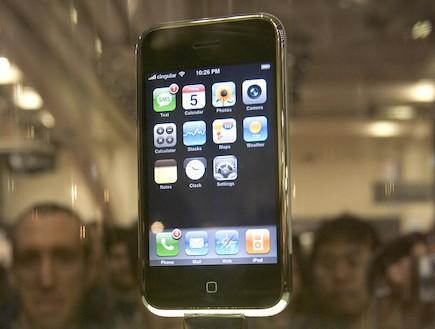 אייפון (צילום: אימג'בנק/GettyImages)
