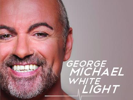 ג'ורג' מייקל, עטיפת סינגל (צילום: לין ממרן)