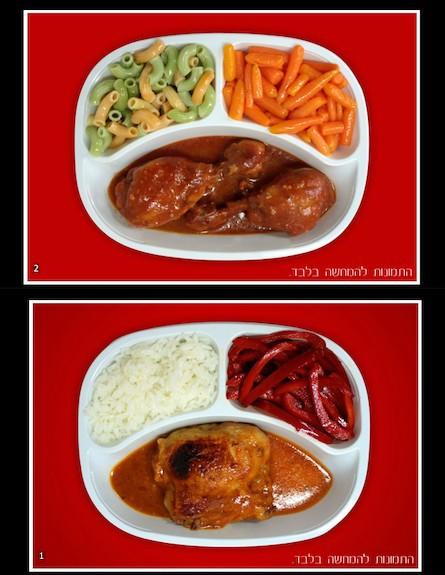 ארוחות מוכנות של דיאט-לי