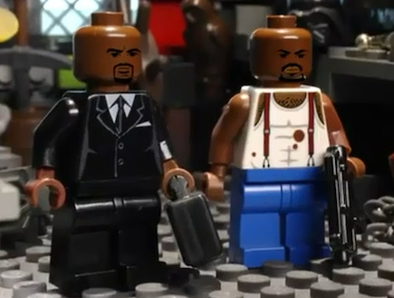 lego - the wire