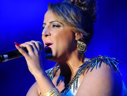 נסרין קדרי (צילום: שרון רביבו)