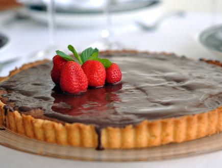 פאי שוקולד (צילום: istockphoto ,istockphoto)