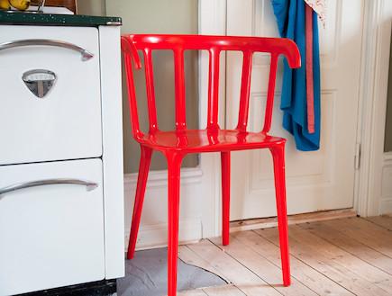 כיסא מקולקציה ישנה עושה קאמבק, קטלוג איקאה