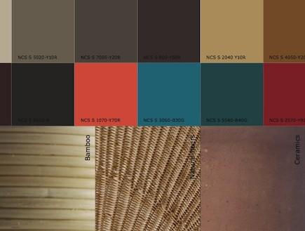 פלטת צבעים