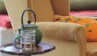 קומקום בסלון (צילום: STUDIO DETAILS)