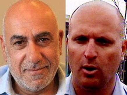 פרשת שחם מסתעפת (צילום: חדשות 2 , משטרת ישראל)