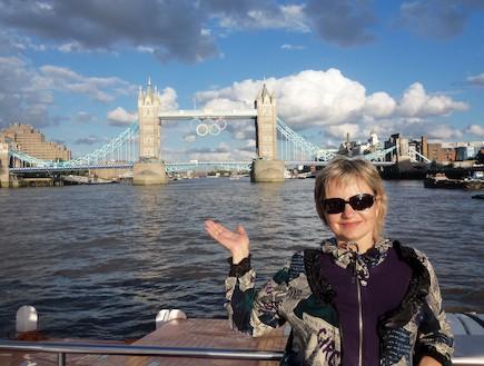 סבטלנה ריכטר בלונדון (יח``צ: יחסי ציבור ,יחסי ציבור)