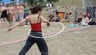 ריקוד הולה הופ (צילום: מתוך youtube)