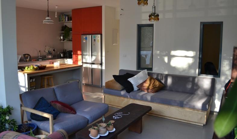 דירה להשכרה (צילום: מתוך: stayatmyplace.co.il)