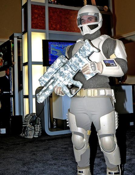 חייל העתיד של צבא ארהב