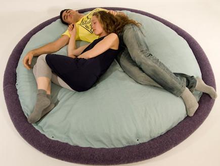 מיטה עגולה