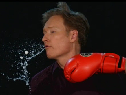 conan olympics slow motion