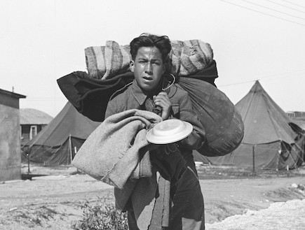 """צעיר פעור (צילום: שירות המפות והצילומים של צה""""ל ,ארכיון צה""""ל ומערכת הביטחון)"""