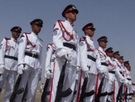 קורס קצינים במצרים
