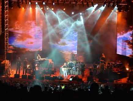 שלמה ארצי בהופעה בפסטיבל בריזה