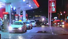 בחצות: הדלק לשיא כל הזמנים (צילום: חדשות 2)