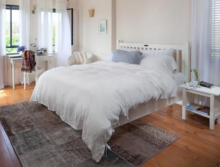 אלישבע צור חדר שינה 2 (צילום: שי אפשטיין)