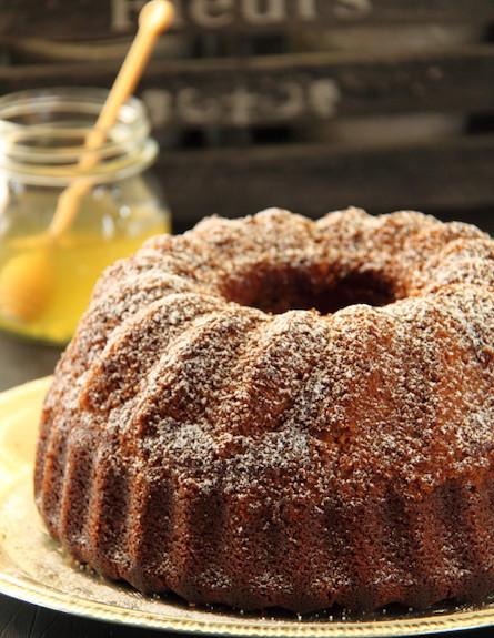 עוגת דבש חן שוקרון