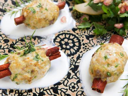 קבבוני דגים (צילום: בני גם זו לטובה ,אוכל טוב)