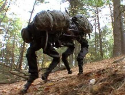 רובוט ביגדוג (צילום: Boston Dynamics)